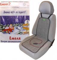 Подогрев сиденья Емеля-2 (со спинкой, без регулятора нагрева)